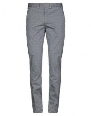 Повседневные брюки ERIC HATTON. Цвет: синий