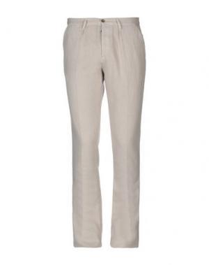 Повседневные брюки HENRI LLOYD. Цвет: бежевый