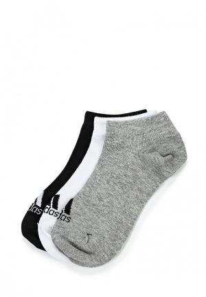 Комплект adidas PER NO-SH T 3PP. Цвет: разноцветный