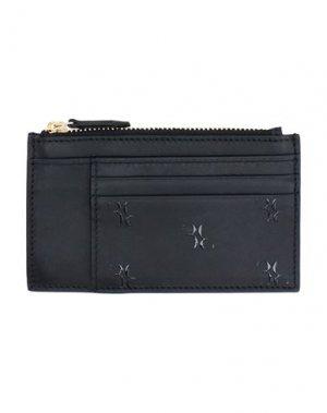 Бумажник BILLIONAIRE. Цвет: черный