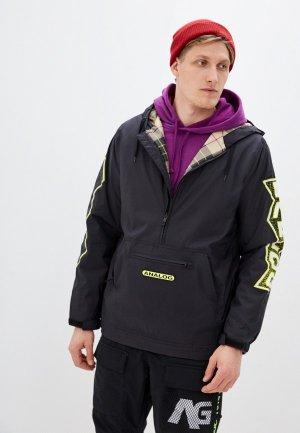 Куртка утепленная Analog M AG CHAINLINK ANK. Цвет: черный