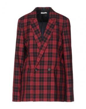 Пиджак 6397. Цвет: красный