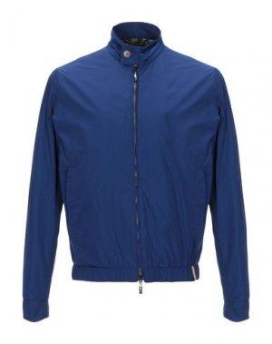 Куртка ALVIERO MARTINI 1a CLASSE. Цвет: синий