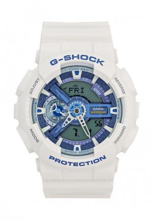 Часы Casio G-SHOCK GA-110WB-7A. Цвет: белый