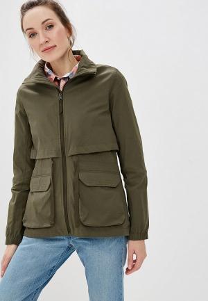 Куртка The North Face W SIGHTSEER JKT. Цвет: хаки