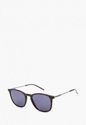 Очки солнцезащитные Tommy Hilfiger TH 1764/S 086. Цвет: коричневый