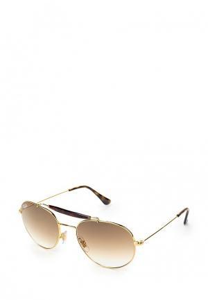 Очки солнцезащитные Ray-Ban® RB3540 001/51. Цвет: золотой