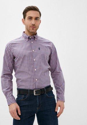 Рубашка Barbour. Цвет: разноцветный