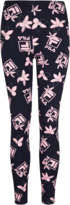 Легинсы для девочек , размер 164 Fila. Цвет: синий