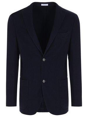 Пиджак шерстяной BOGLIOLI