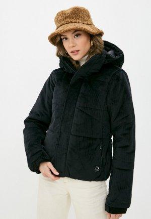 Куртка утепленная Protest. Цвет: черный