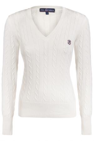 Пуловер Paul Parker. Цвет: ecru