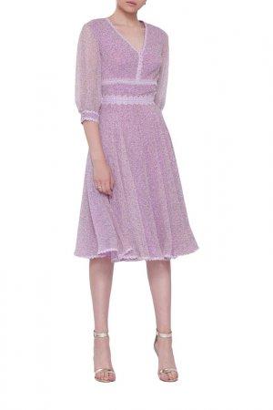 Dress middle Isabel Garcia. Цвет: violet