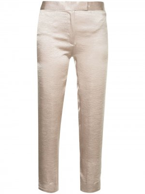 Классические брюки чинос Ann Demeulemeester. Цвет: нейтральные цвета