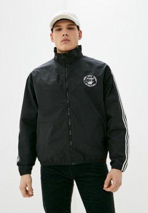 Куртка Element BOWERY TRACK JACKET. Цвет: черный