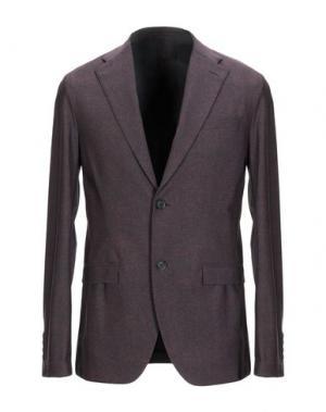 Пиджак TRAIANO. Цвет: красно-коричневый