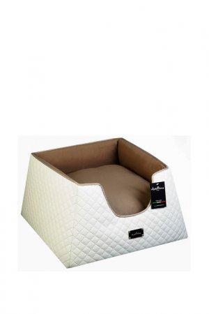 Лежак для животных ANTEPRIMA. Цвет: белый