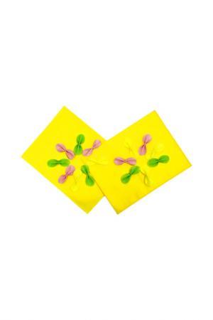 Набор текстиля для кухонь PAREMO. Цвет: мультицвет, желтый