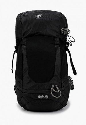 Рюкзак Jack Wolfskin KINGSTON 22 PACK. Цвет: черный