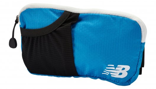 Crossbody PERFORMANCE WAIST PACK New Balance. Цвет: голубой