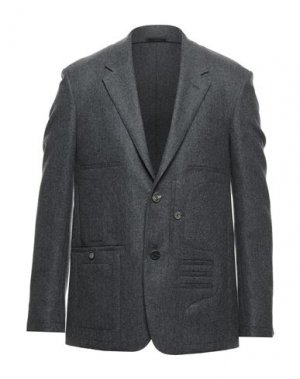 Пиджак FENDI. Цвет: серый