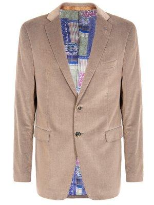 Пиджак хлопковый ETRO