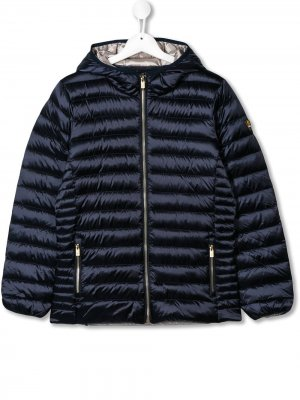 Куртка-пуховик Ciesse Piumini Junior. Цвет: синий