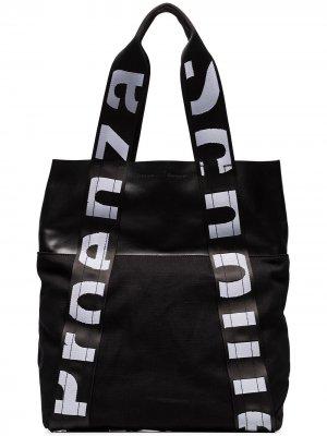 Маленький рюкзак Convertible Proenza Schouler. Цвет: черный