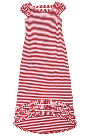 Платье Kate Mack. Цвет: красный