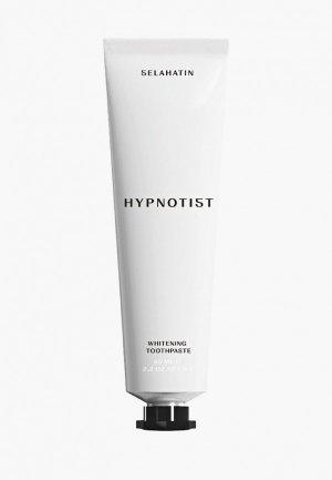 Зубная паста Selahatin отбеливающая  Hypnotist - Anise, Honey, Peppermint, 65 мл. Цвет: прозрачный