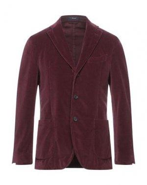 Пиджак DRUMOHR. Цвет: пурпурный