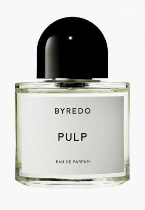 Парфюмерная вода Byredo Pulp 100 мл. Цвет: прозрачный