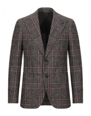 Пиджак PINO LERARIO. Цвет: черный