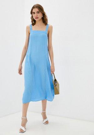 Сарафан Cotton On. Цвет: голубой