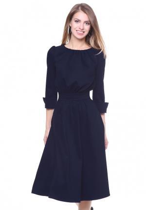 Платье Olivegrey ZALANY. Цвет: синий