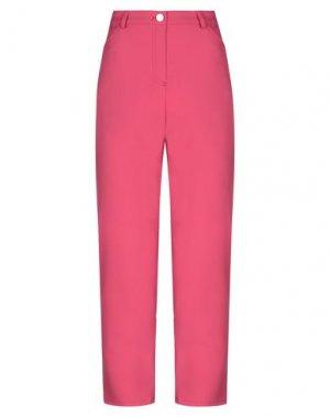 Повседневные брюки ESCADA. Цвет: фуксия