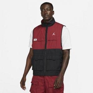 Мужской жилет Jordan Jumpman - Красный Nike