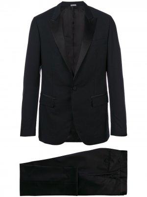 Формальный костюм-двойка LANVIN. Цвет: черный