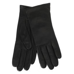 Перчатки INESSTUD/A черный AGNELLE