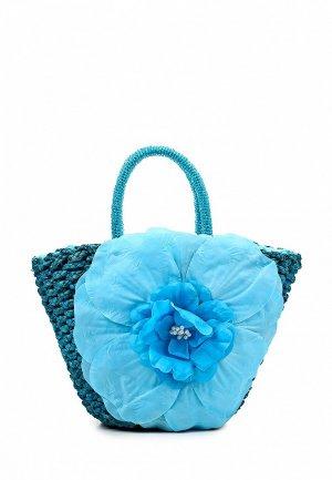 Сумка Lalu. Цвет: голубой