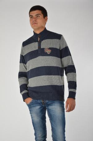 Свитер Colorado Jeans. Цвет: разноцветный