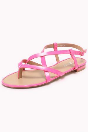 Сандалии Amazonga. Цвет: розовый