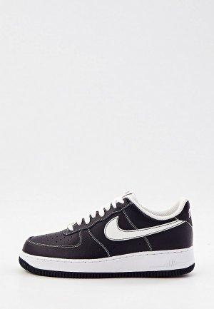 Кеды Nike AIR FORCE 1 07. Цвет: черный