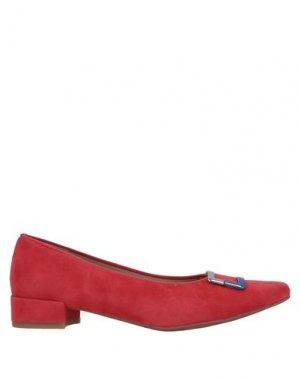 Туфли ARA. Цвет: коралловый