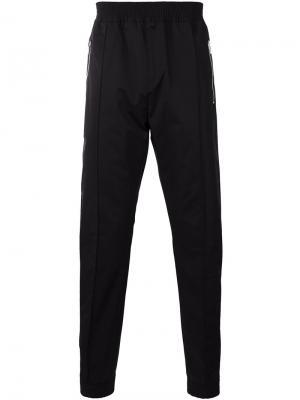 Классические спортивные брюки Givenchy. Цвет: чёрный