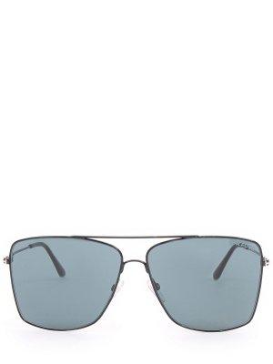 Солнцезащитные очки TOM FORD. Цвет: разноцветный