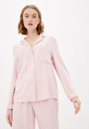 Рубашка домашняя Infinity Lingerie Libby. Цвет: розовый