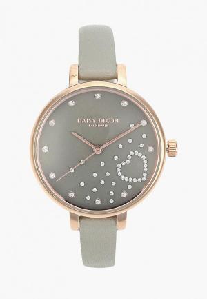 Часы Daisy Dixon. Цвет: серый