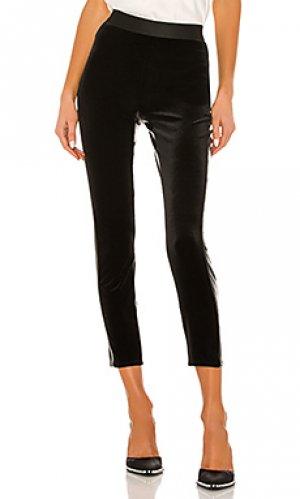 Укороченные брюки olivia Bailey 44. Цвет: черный