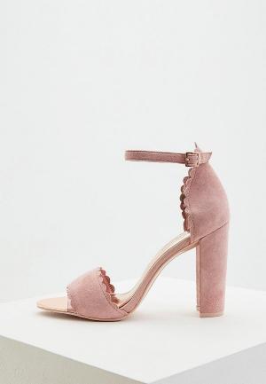 Босоножки Ted Baker London RAIDHA. Цвет: розовый